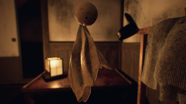 teru teru bozu from horror game ikai