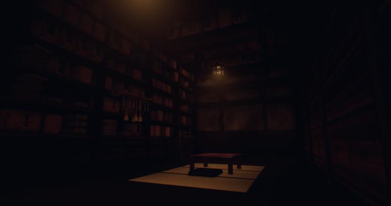 edo period japanese library from ikai